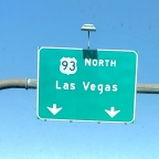 Spring break on a budget.  Las Vegas and Hoover Dam.