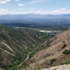 Milcreek Canyon hike–Desolation Trail