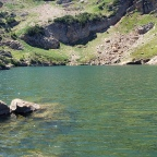 Cecret Lake Trail ~~ A not so secret place in Uinta-Wasatch-Cache National Forest near Alta, Utah